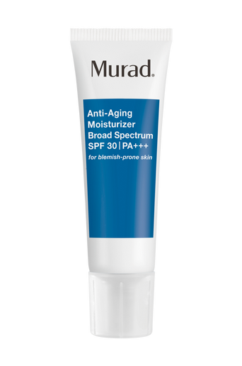 Anti-Aging Moisturizer SPF 30, 50 ml