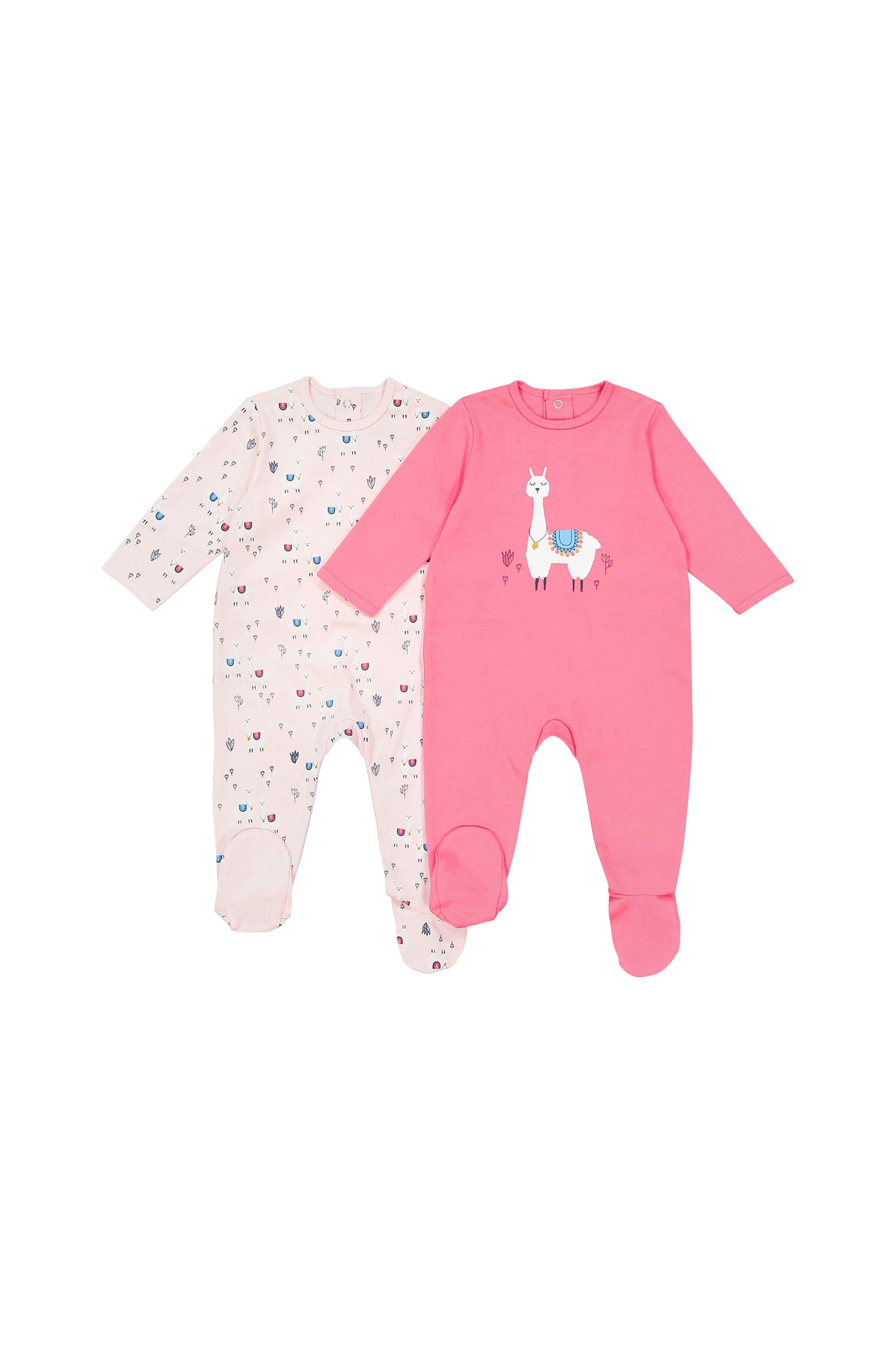 La Redoute Pyjamas i bomull med lamamotiv 0c69bd7df4d0d