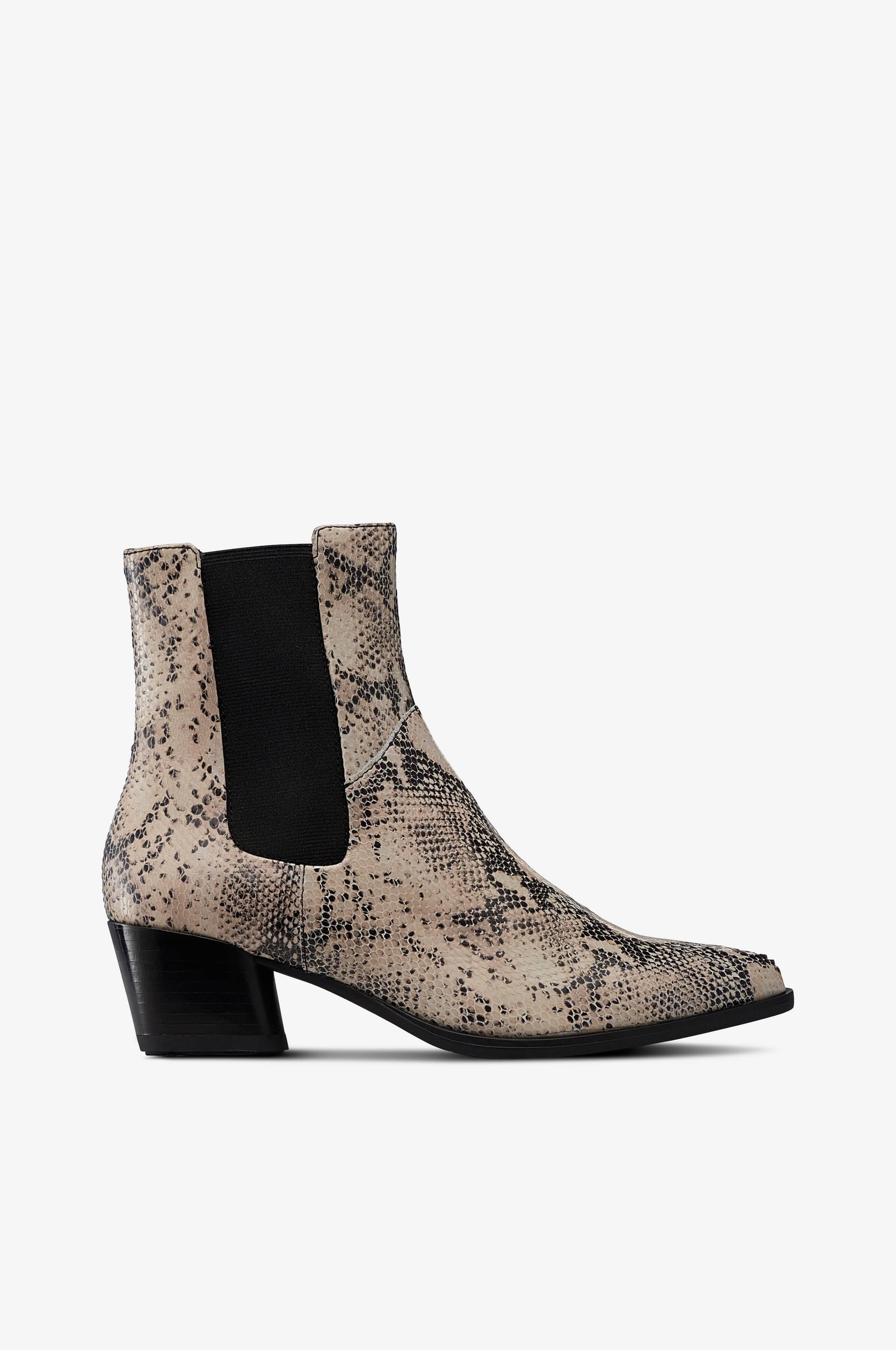 Vagabond Boots Lara Natur Dame Ellos.no