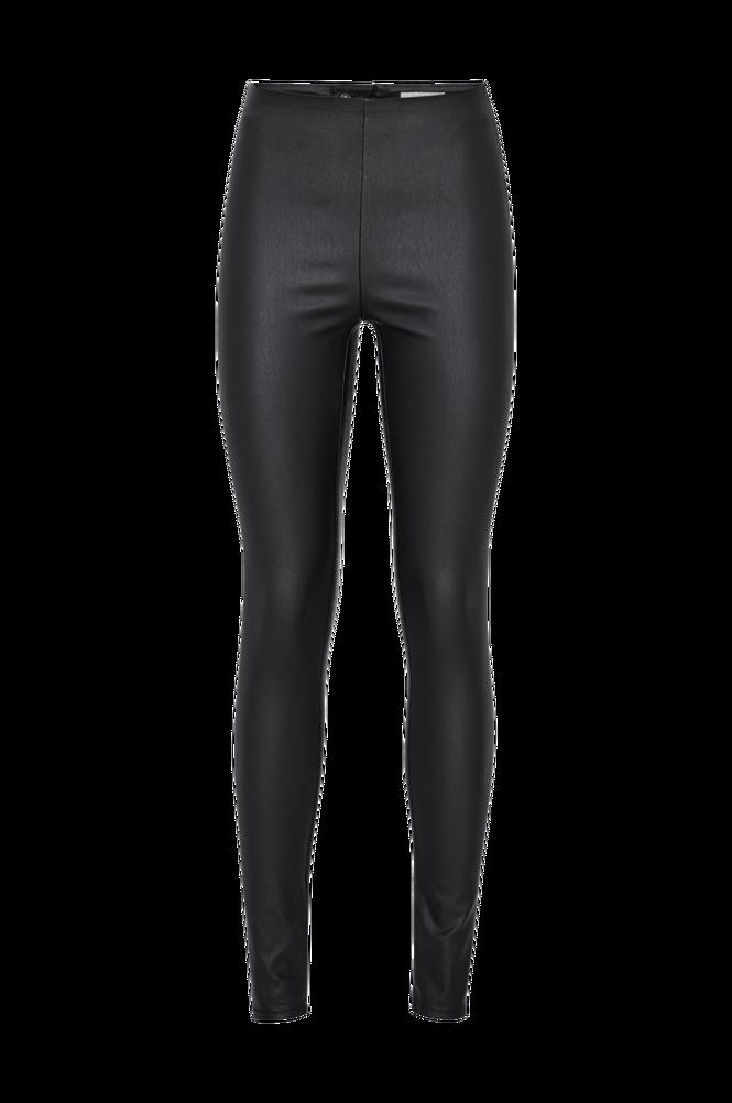 Vila Leggings viCommit coated plain legging-noos
