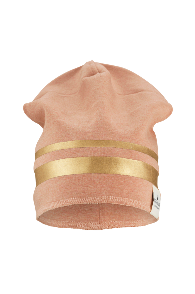 Elodie Details Beanie - Gilded Faded Rosa 6-12 måneder