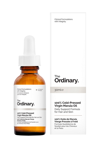 100% Cold Pressed Virgin Marula Oil 30ml