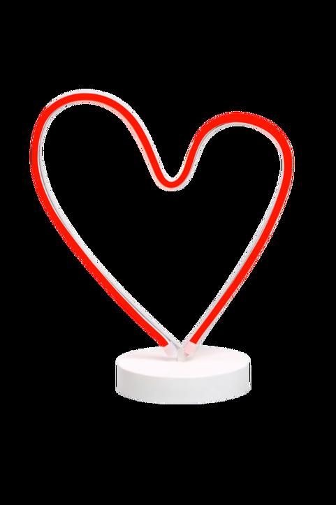 Bordslampa Vegas Hjärta