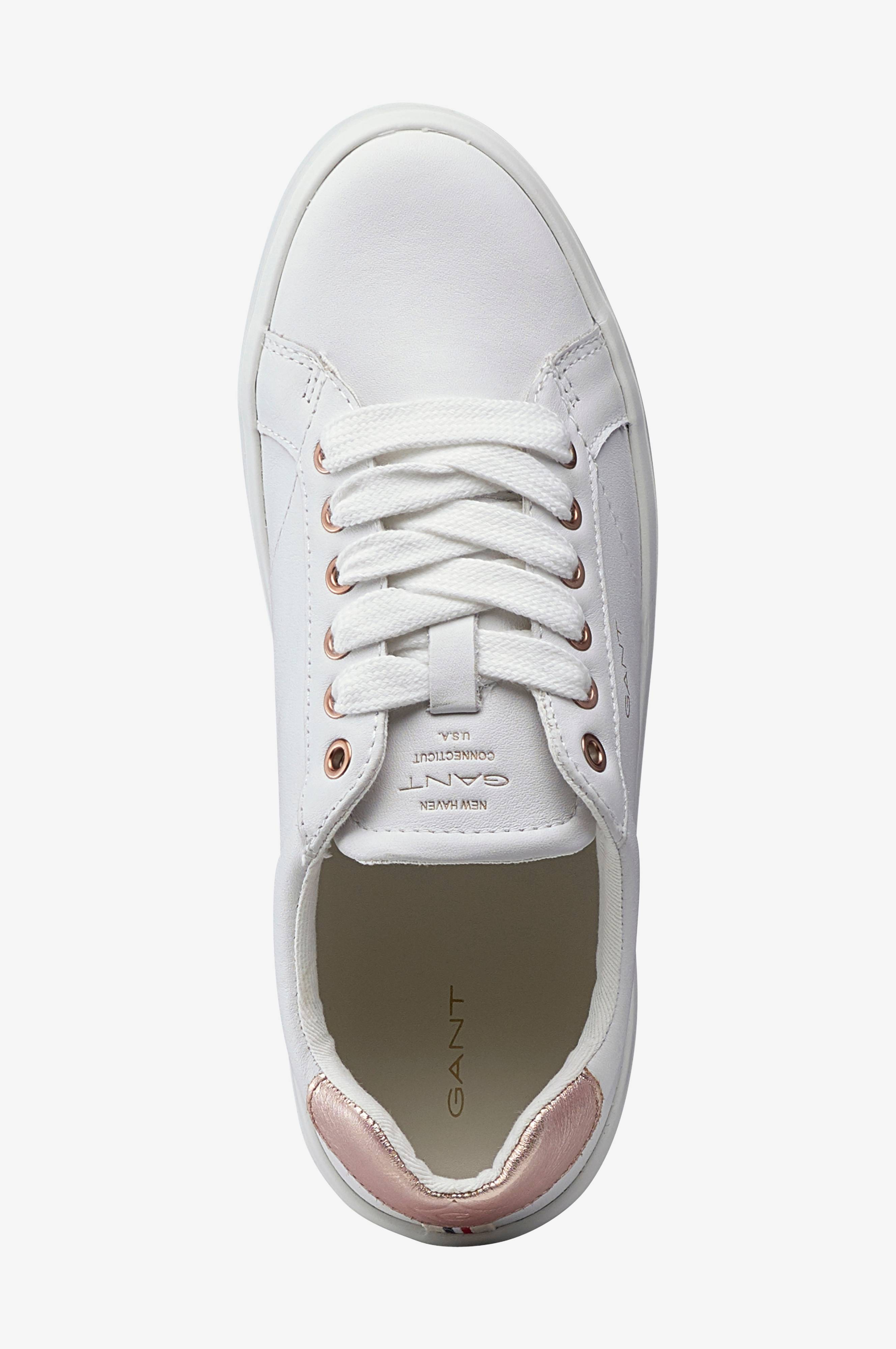 Gant Sneakers Baltimore Low Lace Shoes Vit Låga sneakers