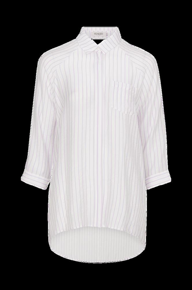 Soaked in Luxury Skjorte SL Althea Shirt 3/4