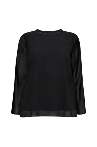 CarCad L/S Sleeve Top -pusero