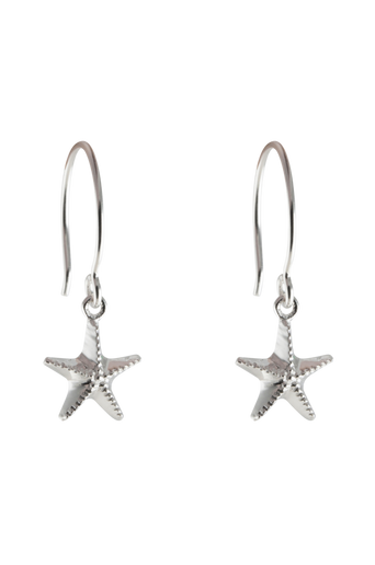 Beaches Earrings Starfish -korvakorut