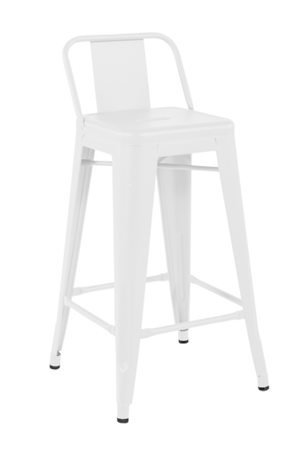 Baarituoli Stool small backrest