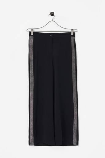 NlfSinger Reg-Baggy Pant Glitter -housut