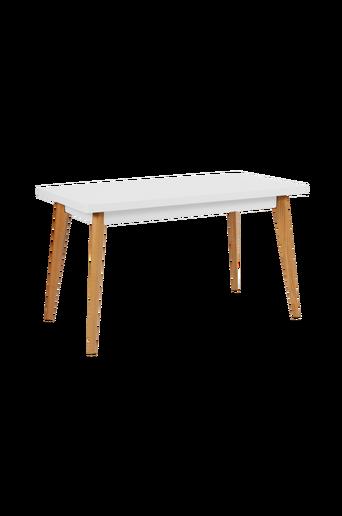Pöytä outdoor 55 table wooden legs 190