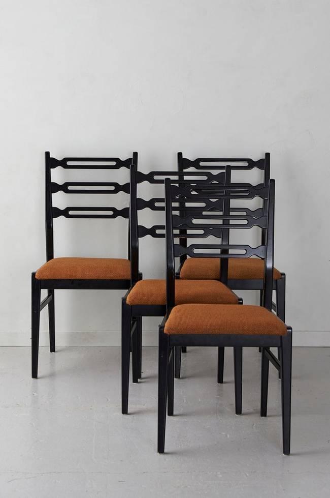 Bilde av Kjøkkenstoler 4-pk