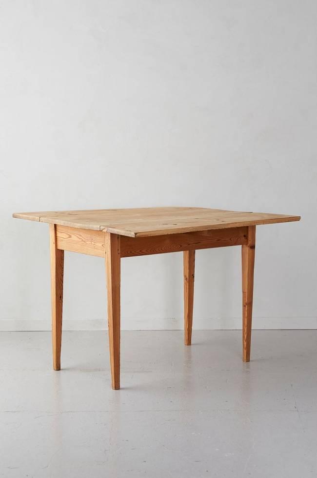 Bilde av Klaffebord i tre, 97x100 cm