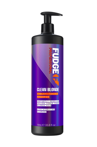 Clean Blonde Classic Violet Schampo 1000 ml
