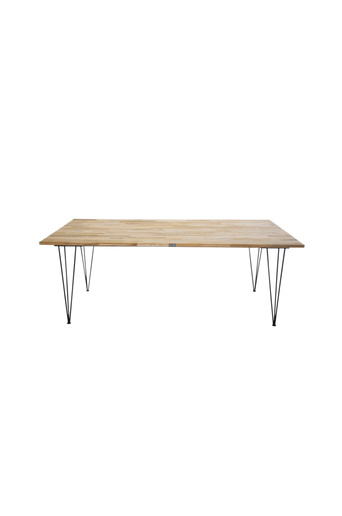 Jambi-ruokapöytä 90x200 cm