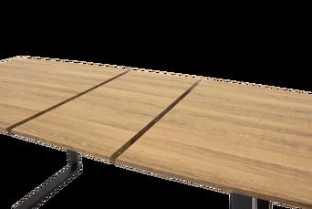 Isny-ruokapöytä, 85 x 160/220 cm