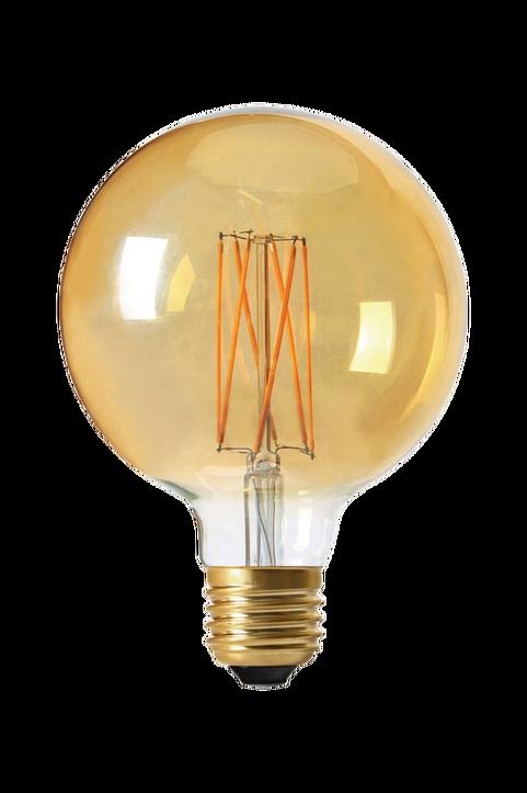 Elect LED 3-Step dim Globe 125mm.