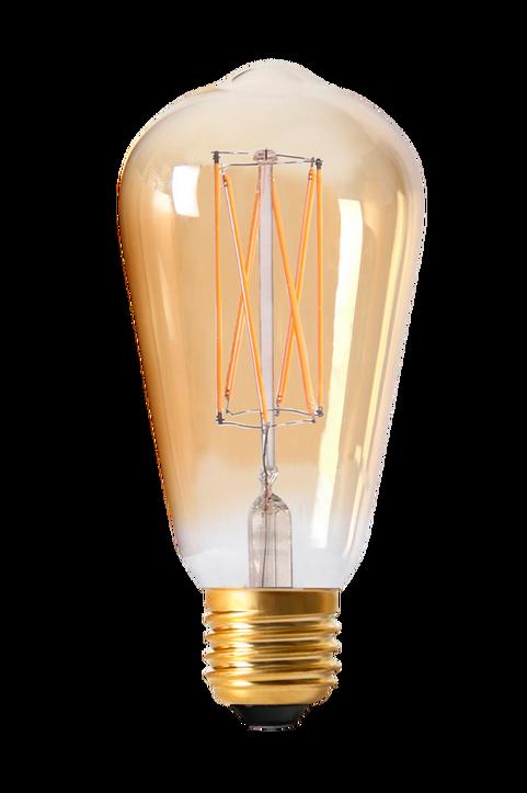 Elect LED 3-Step dim Edison 64mm