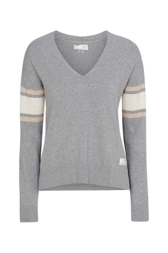 Borderlands V-neck Sweater -neulepusero