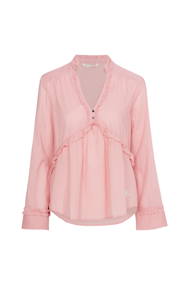 Odd Molly Bluse Full Frill Blouse