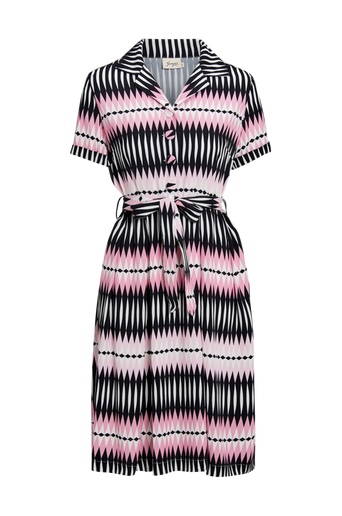 Mekko Harlequin Flora Dress