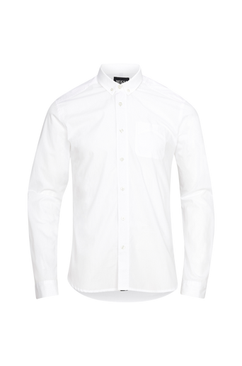 Ams Blauw Premium Dress Shirt kauluspaita, slim fit