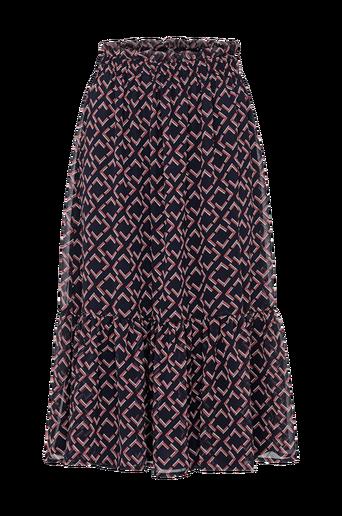 OnlCaroline Maxi Skirt Wvn -hame
