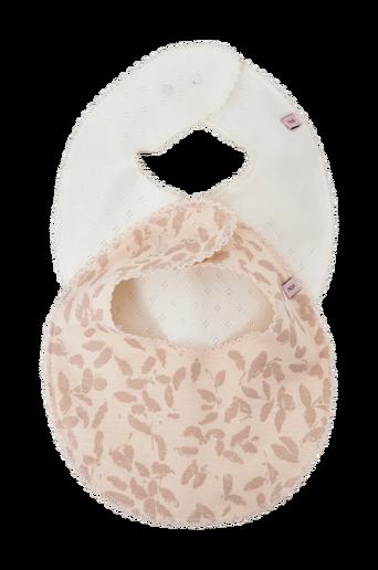 Baby Basic Bib -kuolalaput, 2/pakk.