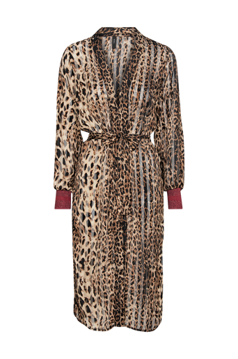 Amaze-kimono, leopardikuvioinen