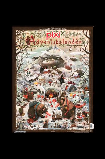 Pixi-joulukalenteri