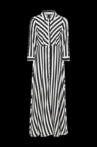Savanna Long Shirt Dress -maksimekko