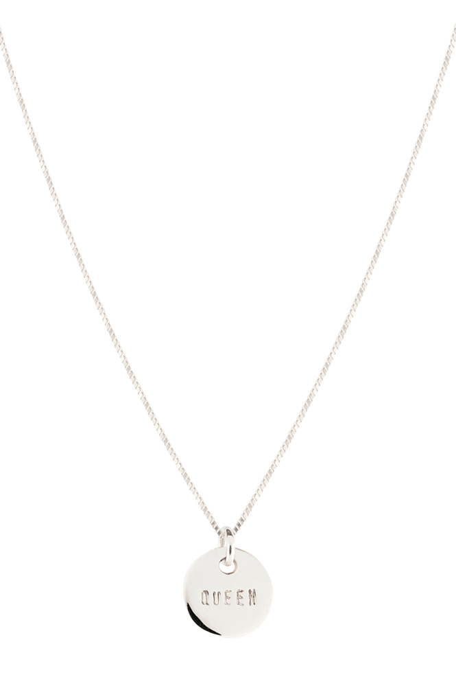 Emma Israelsson Halskæde Queen Coin Necklace