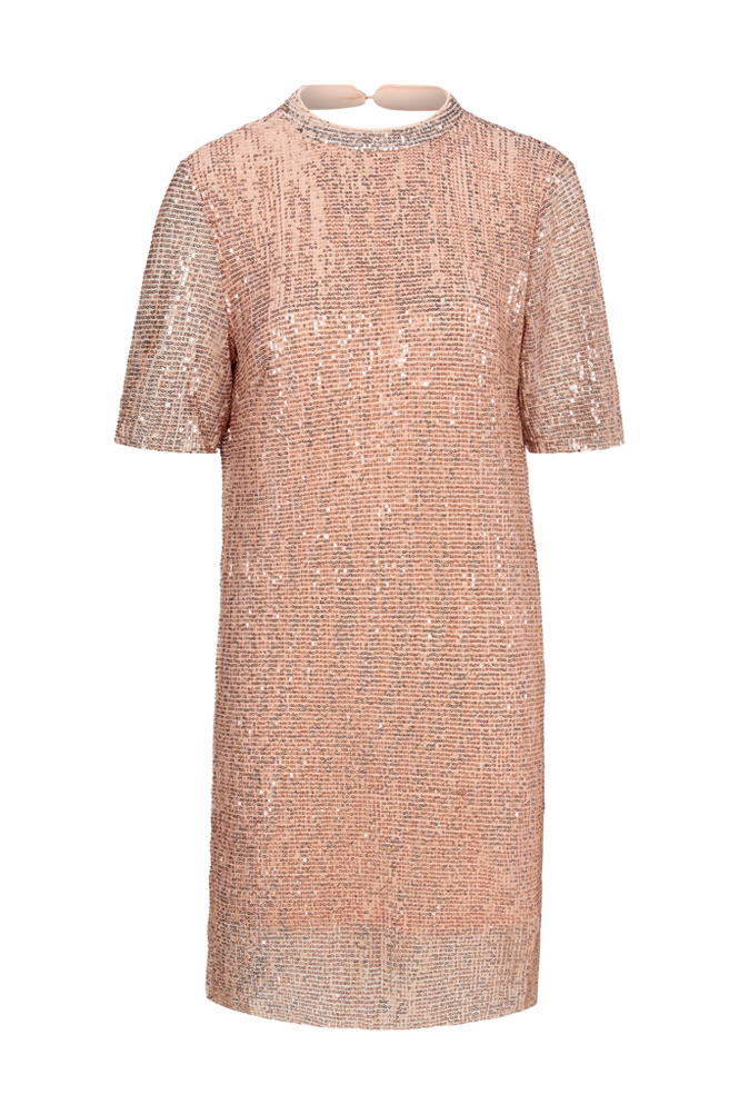 Vila Pailletkjole viSequi Dress