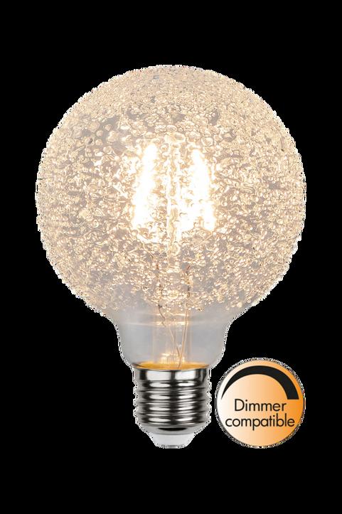 LED-lampa E27 G95