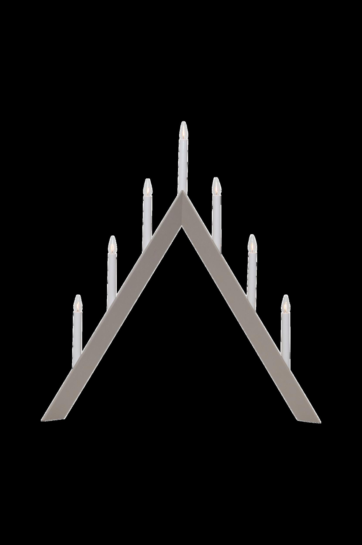 Star Trading - Ljusstake Arrow - Natur