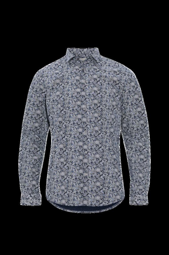 jack & jones Skjorte jprRay Paisley Shirt L/S Plain