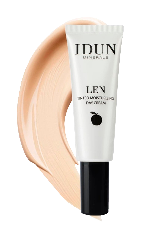 IDUN Minerals - Tinted Day Cream Len - Natur