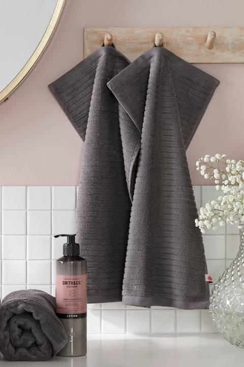 Handduk Soft 2-pack 30x50 cm