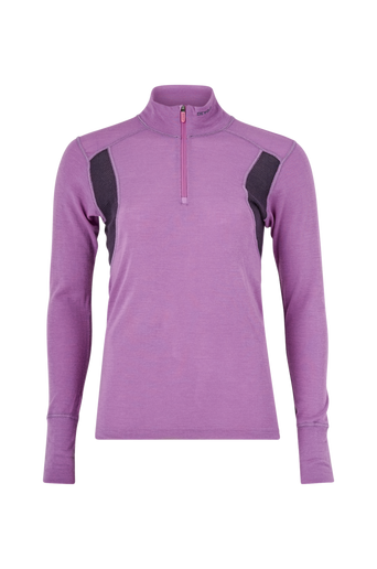Kerrastonpusero Hiking Woman Half Zip Neck