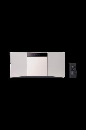 Seinälle ripustettava CD-stereo Bluetooth X-SMC02-W