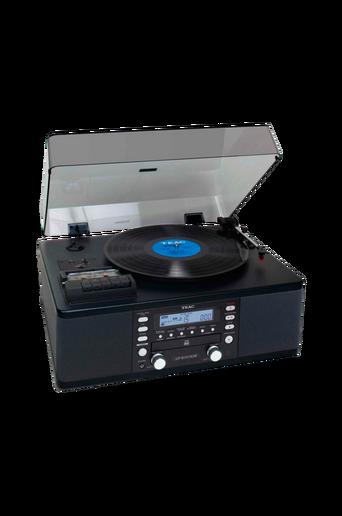 Levysoitin USB LP-R550USB-B Musta