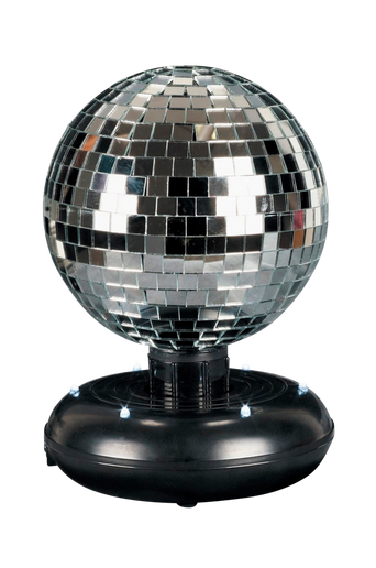 LED Mirror Disco Ball 15 cm