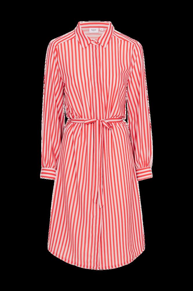 Saint Tropez Skjortekjole Shirt Dress