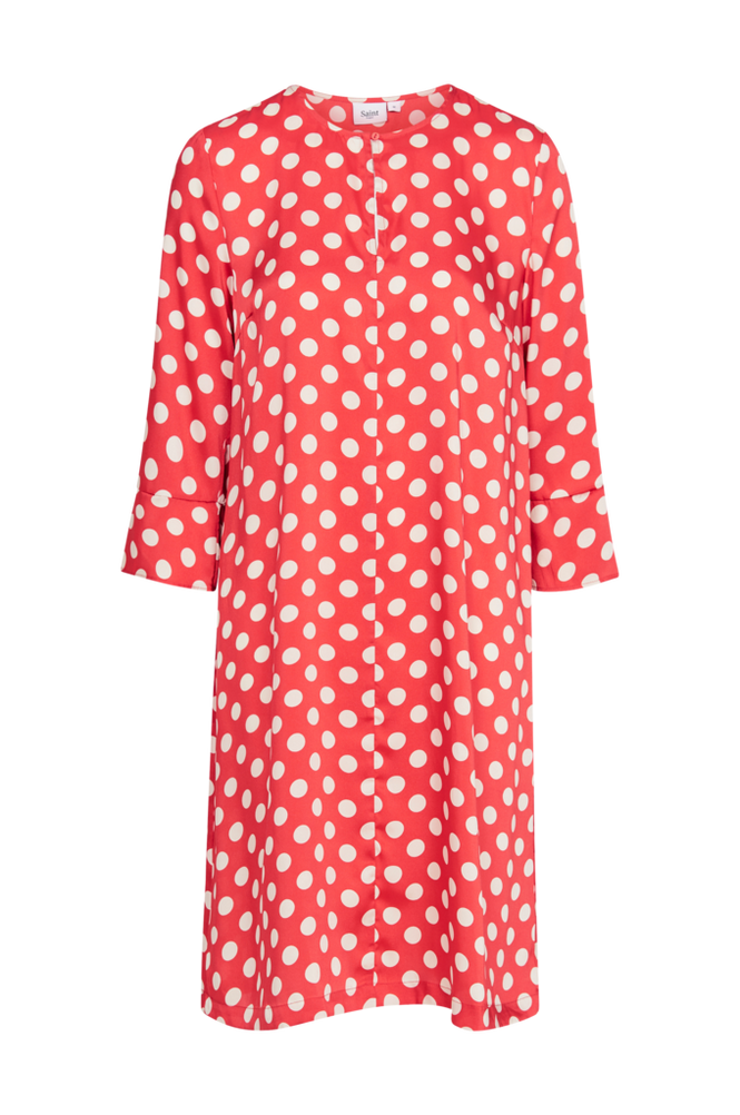 Saint Tropez Kjole Mega Dot Dress