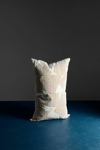 Patchy cushion 40x65 cm