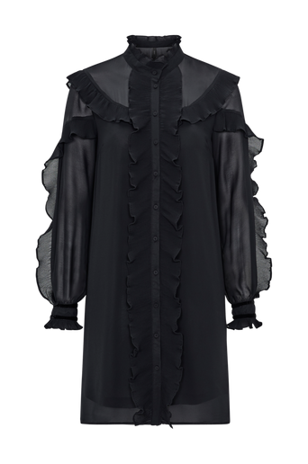 Blissa LS Dress mekko