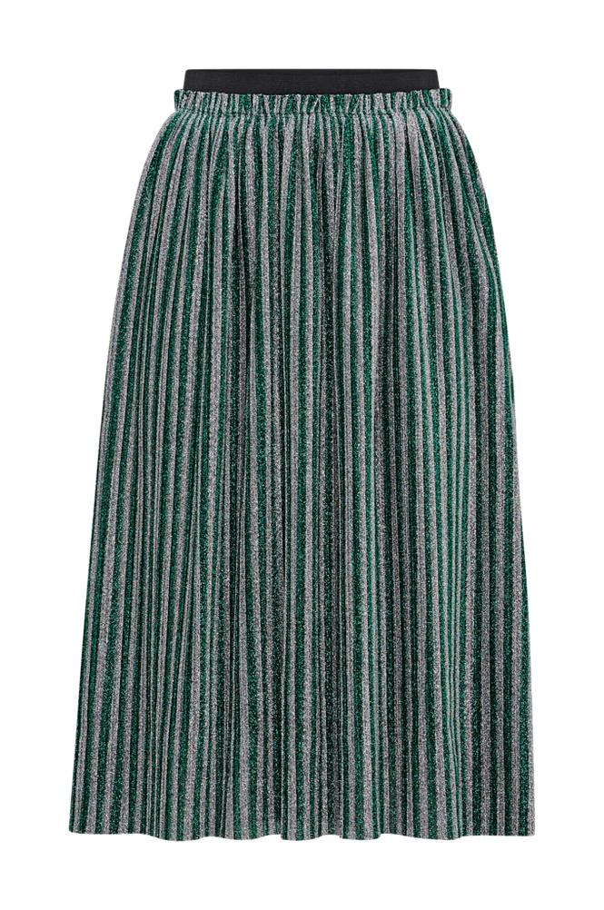 Y.A.S Nederdel Yassilova Pleated Skirt