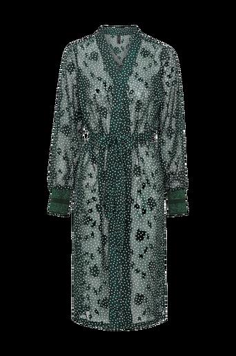 Checkira Kimono mekko