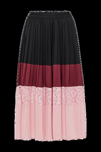 YasRomilla pleated skirt hame