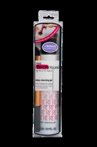 Deep Cleansing Gel + Concealer Brush