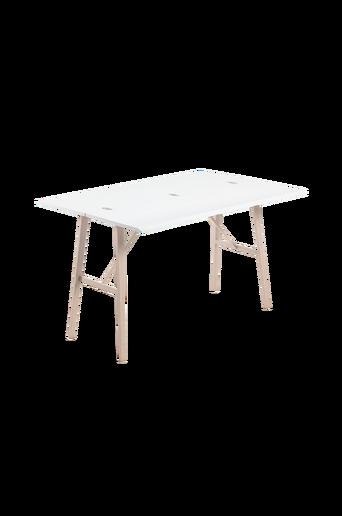Aryon ruokapöytä, 45 90 x 130 cm